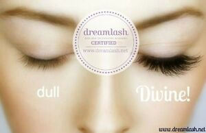 Dreamlash Eyelash Extensions Certification (40-60% Off) 2 spaces