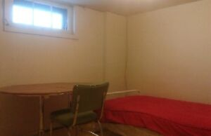 Furnished room close LRT, $25/day or $150 a week