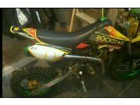 Pitt bike wanted will do gd swap