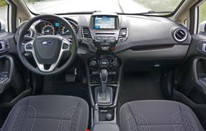 Ford Fiesta SE 2015 +++