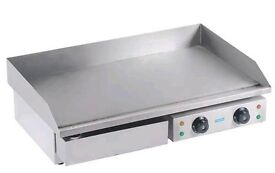Brand New Electric Counter Top Stainless Steel Griddle