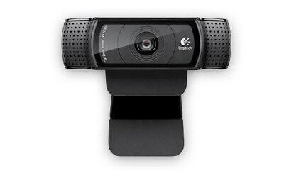 LOGITECH WEBCAM HD PRO C920 15MP 960-001055