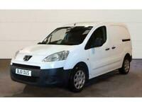 2012 Peugeot Partner HDI PROFESSIONAL L1 850 ONLY 66K MILES 3 SEATER AIR CON SI