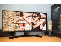LG 29UC88 Ultrawide Curved Monitor £400RRP