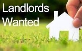 * *3-4 bed Properties Wanted!! 0% management fee, Guaranteed rent 3-5 year!