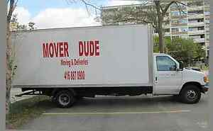Affordable & Reliable Moving Services - (416) 887-0900