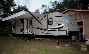 Travel Trailers for Rent - 18 to choose from!!