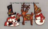 Ornaments-Christmas Decoration-Snowman Decoration-CRAFT SHOW