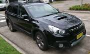 2014 Subaru Outback 2.0d Premium 4d Wagon Naremburn Willoughby Area Preview