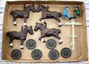 Old Cast Iron Toys
