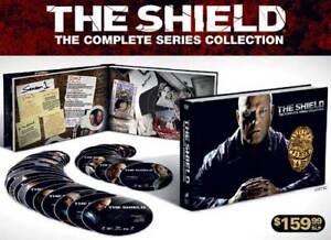 COMPLETE TV SERIES Dvds