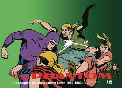 The Phantom the Sundays Volume 7: 1960-1963 by Lee Falk: New