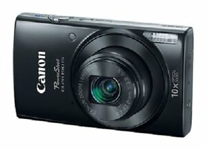 -*-new Canon PowerShot 20mp 10x Optical Zoom wifi appareil photo