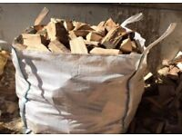 SEASONED HARDWOOD LOGS, FIREWOOD, OFF CUTS, TIMBER, FIRELOGS