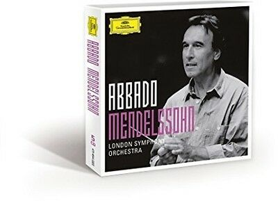 Abbado / London Symphony Orchestra - Mendelssohn [New CD] Boxed Set