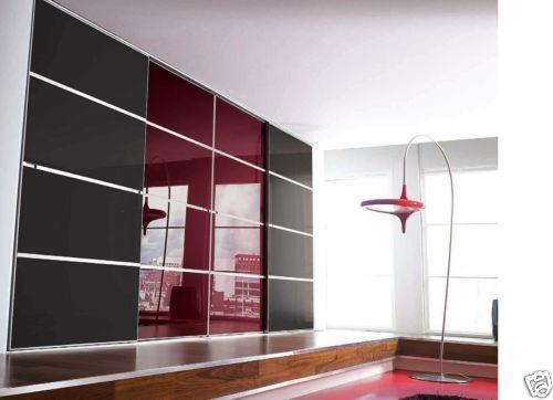 Ikea Mirror Doors Wardrobes Ebay