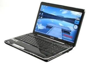 TOSHIBA A500 16'' Intel 2.2 ghz 4GB 320GB  Mc.OFFICE Pro