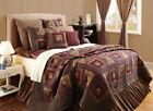 Log Cabin Farmhouse Quilts