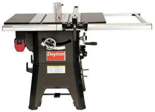 Contractor Table Saw Ebay