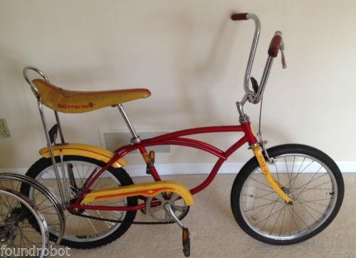 2 Seater Schwinn Bike Parts : Stingray bike bicycles ebay