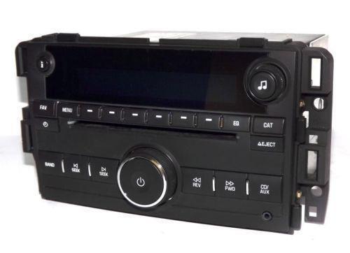 2007 Silverado Radio Parts Accessories Ebayrhebay: 2007 Tahoe Radio Screen Goes Blank At Gmaili.net