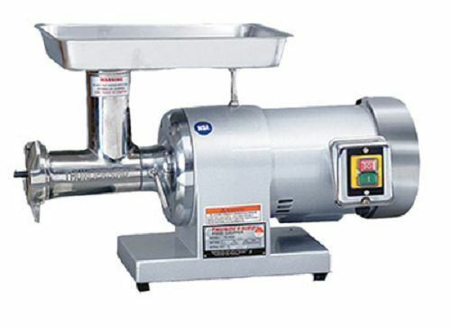 Brand New Thunderbird 1 HP Meat Grinder TB-300E (#12)