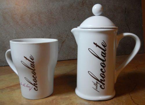 French Press Coffee Mug Ebay