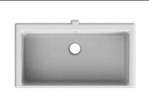 "Nameeks 8090 Scarabeo 18-3/8"" Ceramic Undermount Bathroom Si"