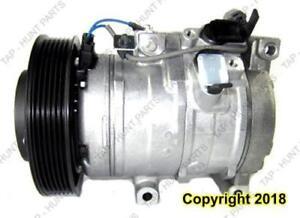 AC Compressor 6-Cylinder  Honda Accord 2003-2007