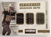 Football Rookie Jersey Cards