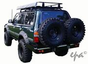 Landcruiser Wheel Carrier