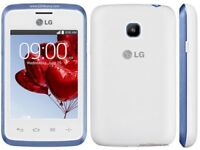 "LG L20 unlock 3G Smartphone 3"" Screen 4GB Memory Unlocked Pristine"