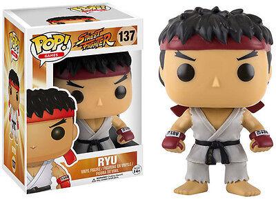 Street Fighter - Ryu Funko Pop Games Toy