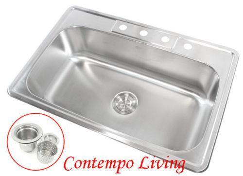 Ebay Kitchen Sinks Stainless Steel