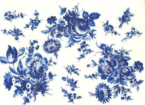 Floral Decals Ebay
