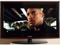 Samsung HD ready full LCD 40in tv