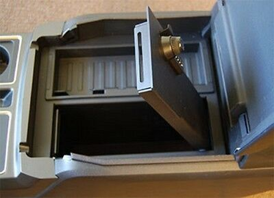 CONSOLE LOCK VAULT, HALF Locking 7022-1000-14 For: SILVERADO 2500 HD 2015-2017