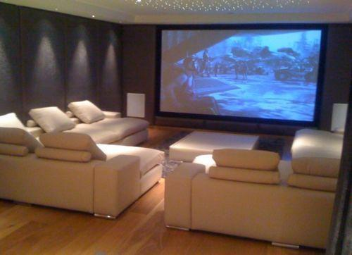 Home Cinema Seating Ebay