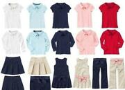 Girls School Uniform Shorts