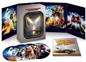 Back to the Future Trilogy - Limited Flux Capacitor Edition BR