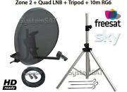 Portable Satellite System