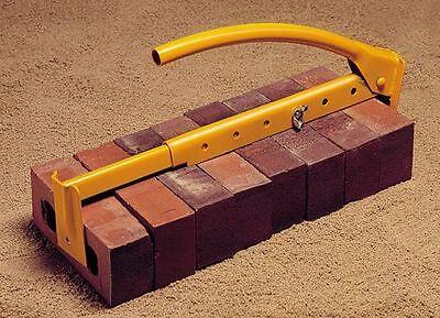 Kraft Tool Masonry Brick Tongs