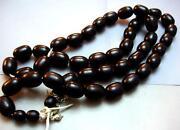 Amber Worry Beads