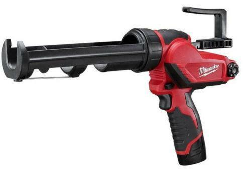 Electric Grease Gun >> Milwaukee Caulking Gun   eBay