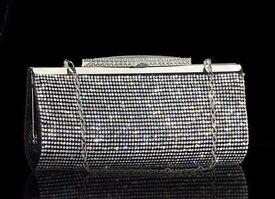 Quality Full Diamond Clutch Evening Bag
