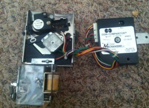 Coin Comparitor Replacement Parts Ebay