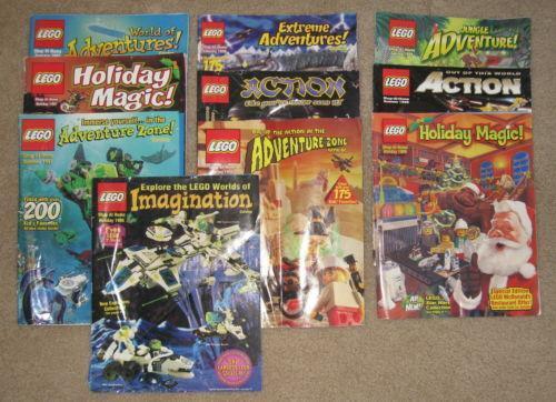 Lego Catalog | eBay
