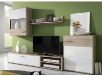 Living Room Furniture Set Tv Stand Cabinet Cupboard Shelf Component