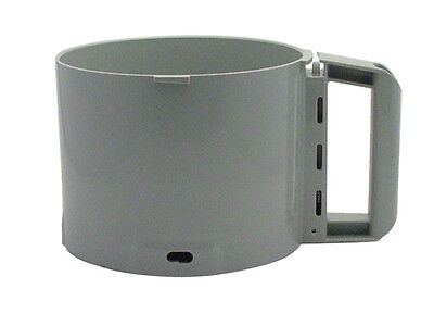 Bowl Wpin Grey Fits Robot Coupe R-2 Old And New Style 3 Quart 112204 68528