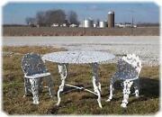 Antique Lawn Chair